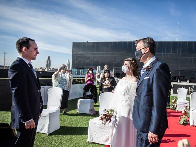 La boda de Sara y Alex en Zaragoza, Zaragoza 30