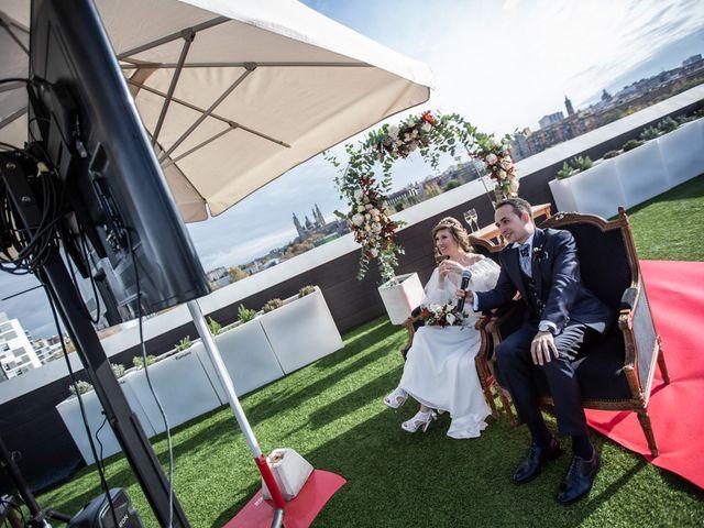 La boda de Sara y Alex en Zaragoza, Zaragoza 41