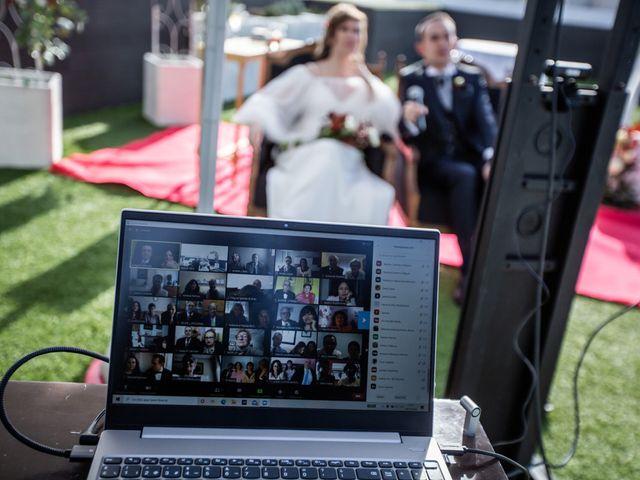 La boda de Sara y Alex en Zaragoza, Zaragoza 42