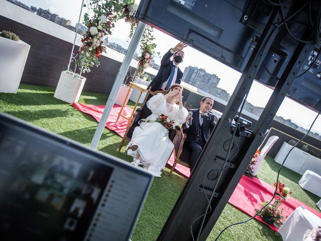 La boda de Sara y Alex en Zaragoza, Zaragoza 43
