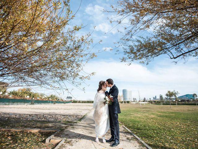 La boda de Sara y Alex en Zaragoza, Zaragoza 45