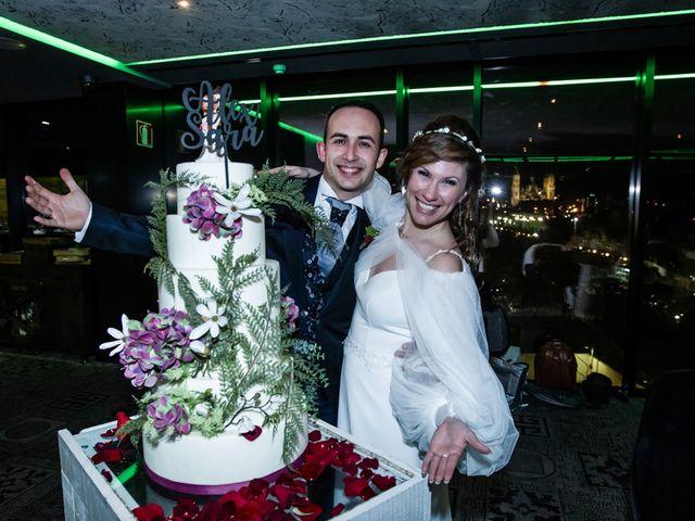 La boda de Sara y Alex en Zaragoza, Zaragoza 58