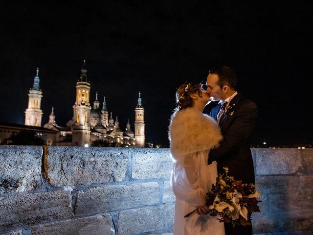 La boda de Sara y Alex en Zaragoza, Zaragoza 66