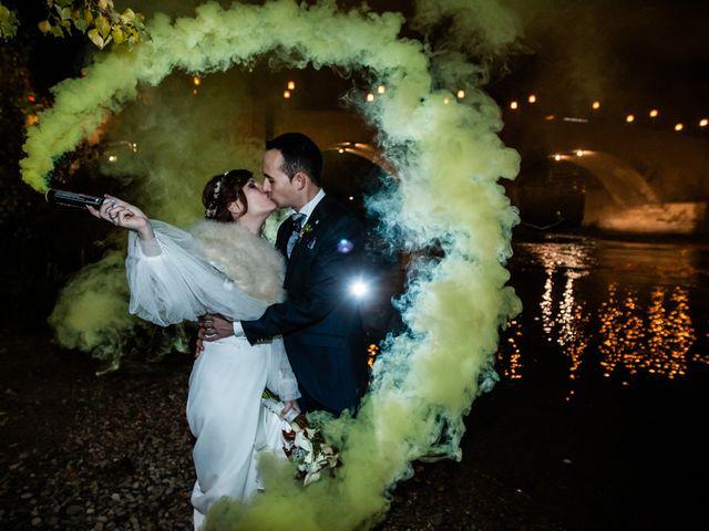 La boda de Alex y Sara