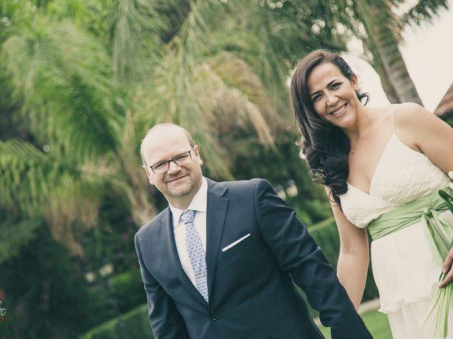 La boda de Inmaculada y Jose Manuel
