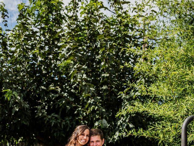 La boda de Edu y Carol en Sant Gregori (Municipio), Girona 15