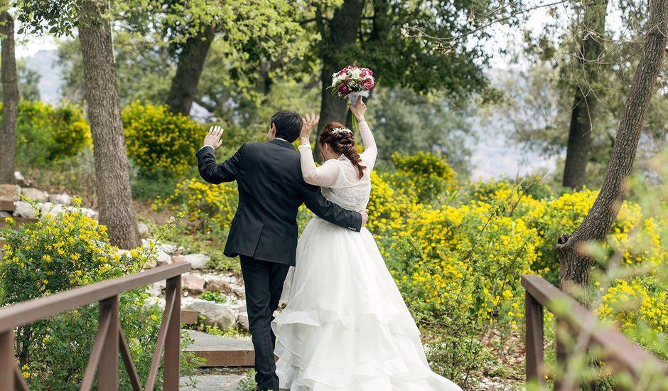 La boda de Oriol y Laura en Castellar Del Valles, Barcelona