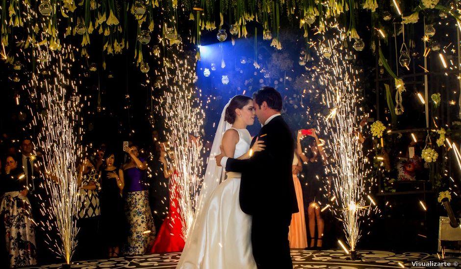 La boda de Alejandro y Tamara en Madrid, Madrid