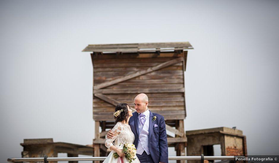 La boda de Diego y Cristina en Soto Del Barco, Asturias