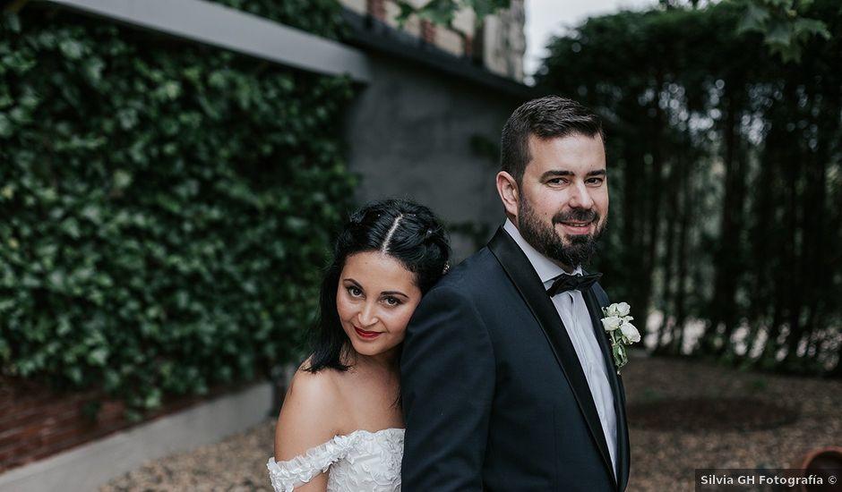 La boda de Dani y Natalia en Gijón, Asturias