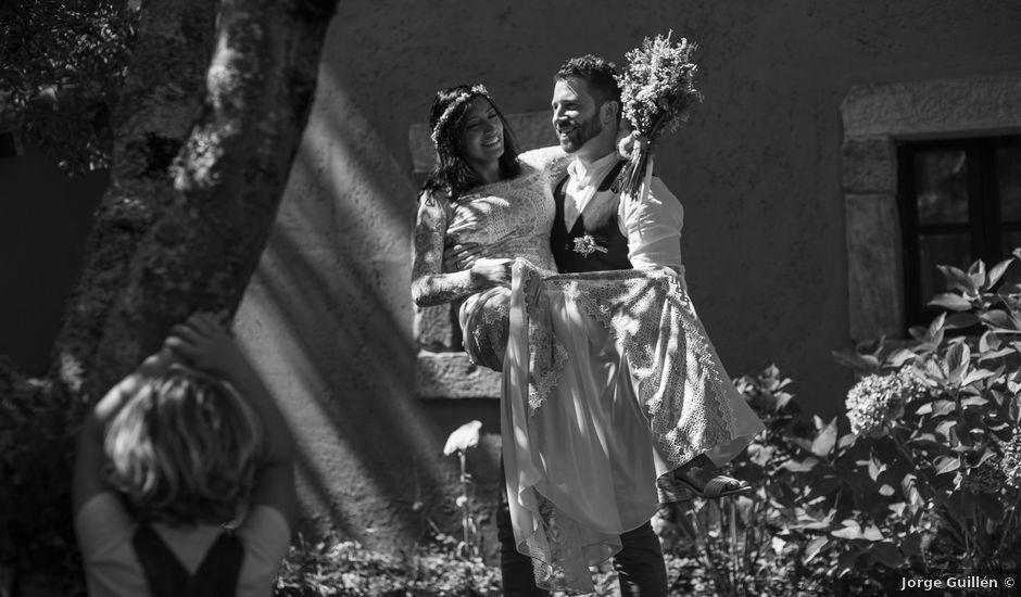 La boda de Jean-Baptiste y Liseth en Villaviciosa, Asturias