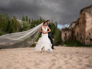 La boda de Lourdes y Juanjo
