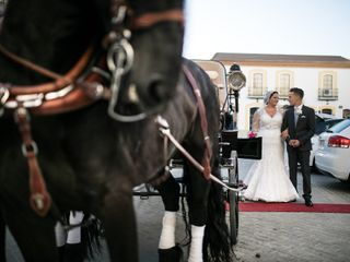 La boda de Cristina y Cristopher 1