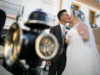 La boda de Cristina y Cristopher 2
