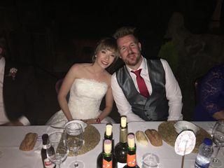 La boda de Ainhoa y Jesús