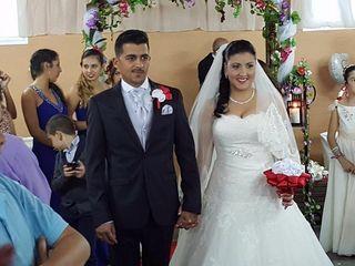 La boda de Indira y Yoanly