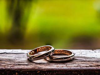 La boda de Olaya y Pablo 1