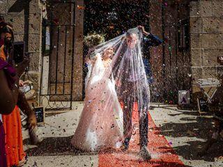 La boda de Olaya y Pablo