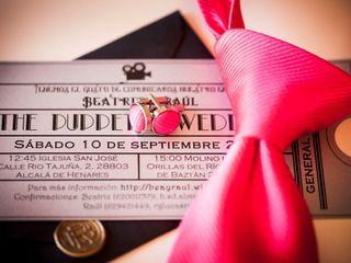 La boda de Bea y Raúl 1