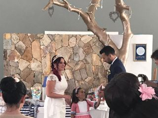 La boda de Madel y Canton