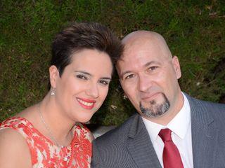 La boda de Mario y Elena