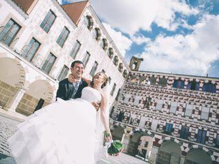 La boda de Estela y Jaime
