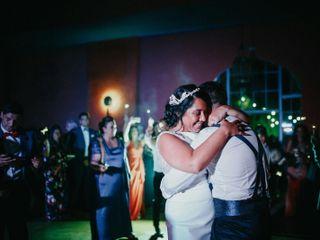 La boda de Estefania y Javier 1