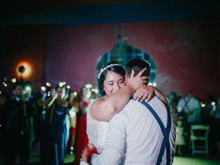 La boda de Estefania y Javier 2