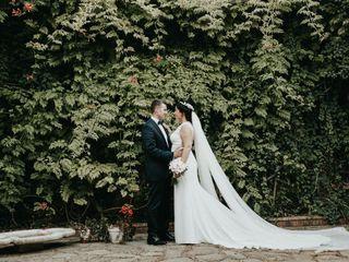La boda de Estefania y Javier