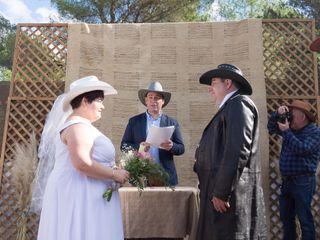 La boda de Axel y Susana