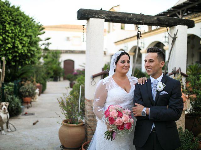 La boda de Cristopher y Cristina en Trigueros, Huelva 4
