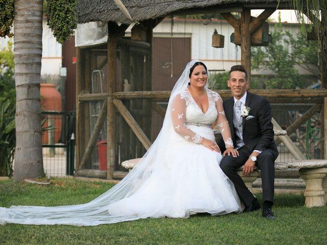 La boda de Cristopher y Cristina en Trigueros, Huelva 6