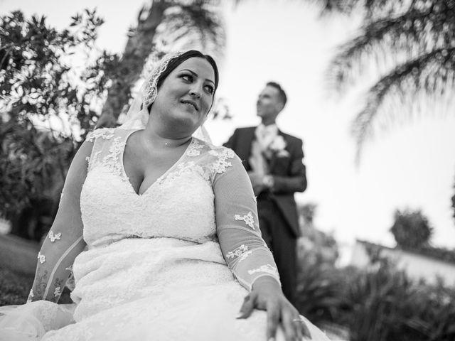 La boda de Cristopher y Cristina en Trigueros, Huelva 7