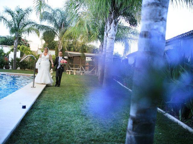 La boda de Cristopher y Cristina en Trigueros, Huelva 10