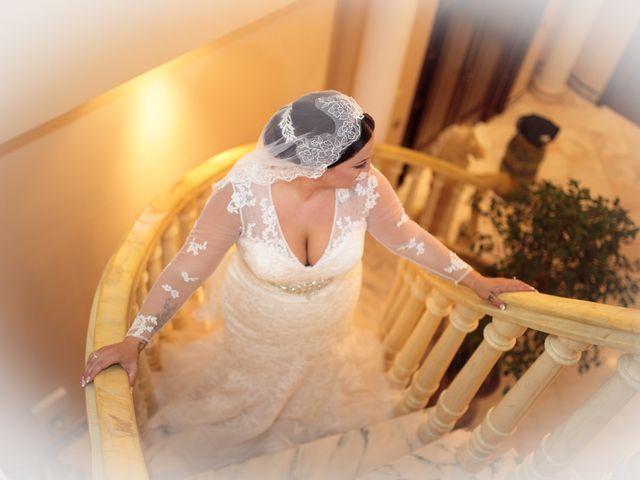 La boda de Cristopher y Cristina en Trigueros, Huelva 12