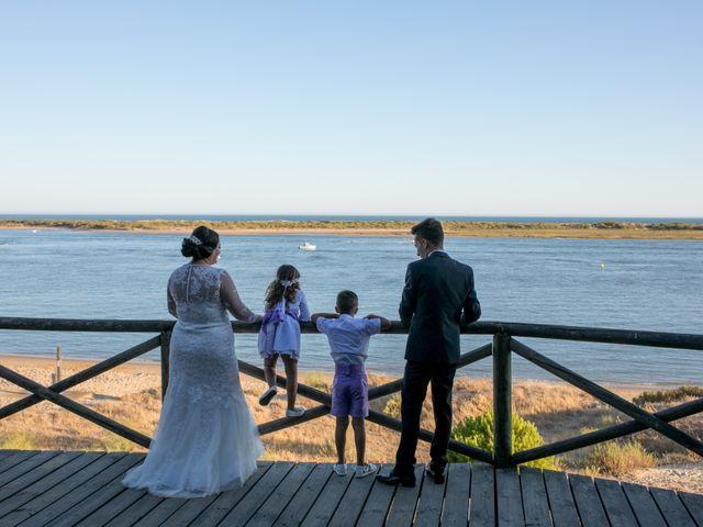 La boda de Cristopher y Cristina en Trigueros, Huelva 14
