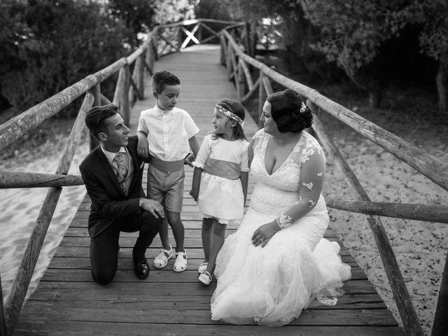 La boda de Cristopher y Cristina en Trigueros, Huelva 16