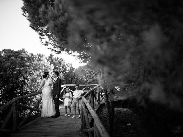 La boda de Cristopher y Cristina en Trigueros, Huelva 18
