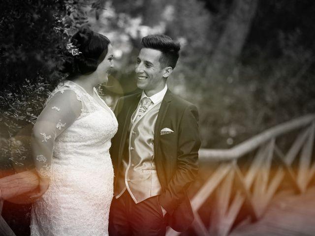 La boda de Cristopher y Cristina en Trigueros, Huelva 1