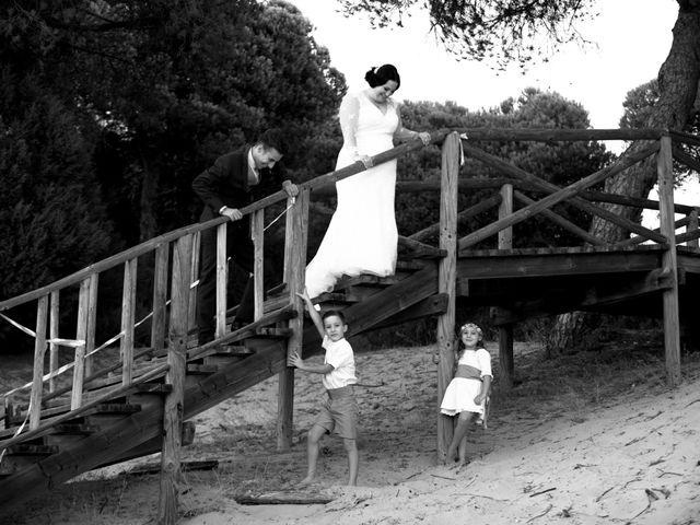 La boda de Cristopher y Cristina en Trigueros, Huelva 23