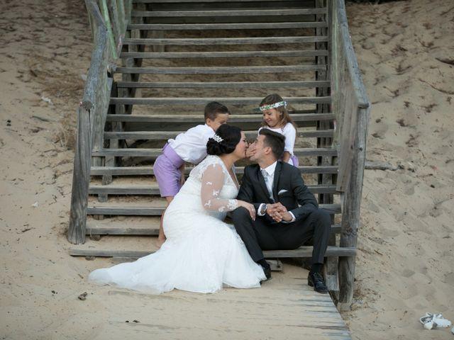 La boda de Cristopher y Cristina en Trigueros, Huelva 24