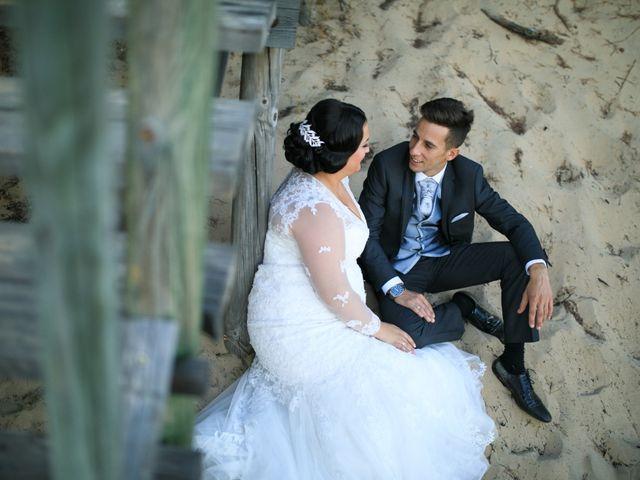 La boda de Cristopher y Cristina en Trigueros, Huelva 25