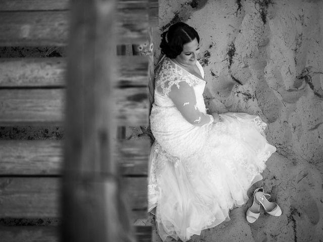 La boda de Cristopher y Cristina en Trigueros, Huelva 26