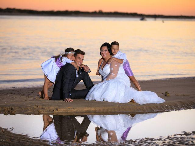 La boda de Cristopher y Cristina en Trigueros, Huelva 28