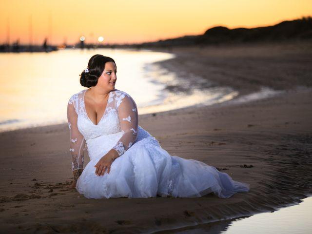 La boda de Cristopher y Cristina en Trigueros, Huelva 29