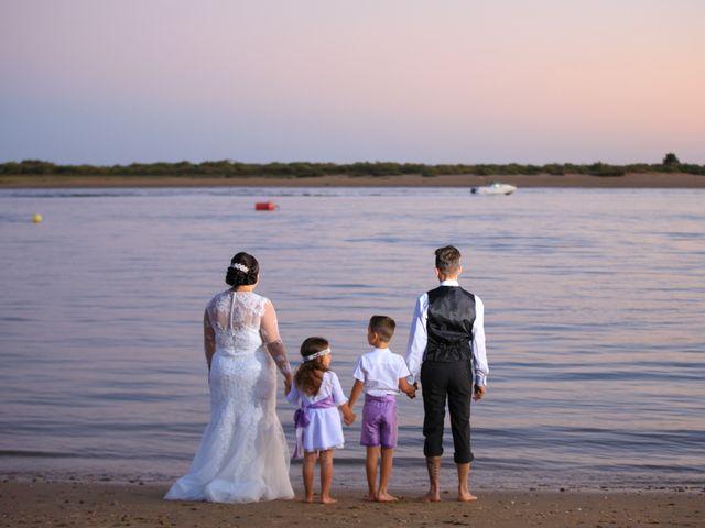 La boda de Cristopher y Cristina en Trigueros, Huelva 30