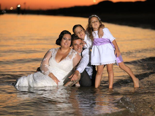 La boda de Cristopher y Cristina en Trigueros, Huelva 33