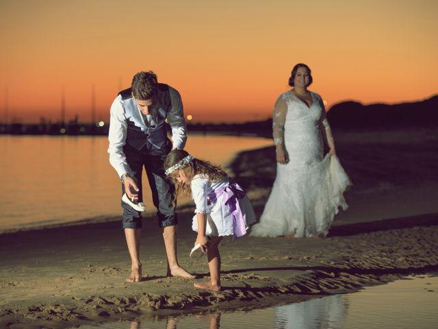 La boda de Cristopher y Cristina en Trigueros, Huelva 34