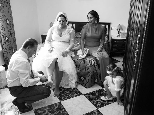 La boda de Cristopher y Cristina en Trigueros, Huelva 36