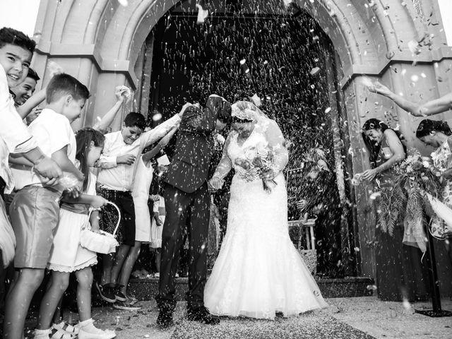 La boda de Cristopher y Cristina en Trigueros, Huelva 39